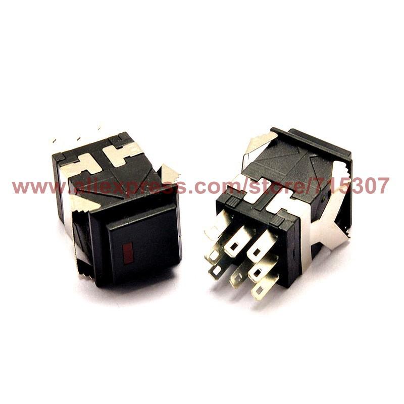 push button switch kd2-22 black