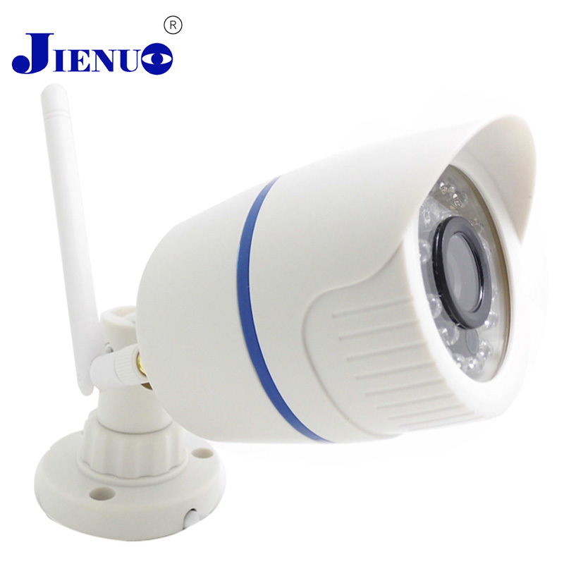 720P CCTV IP Camera HD Wireless Mini Bullet WIFI Cameras Outdoor waterproof network