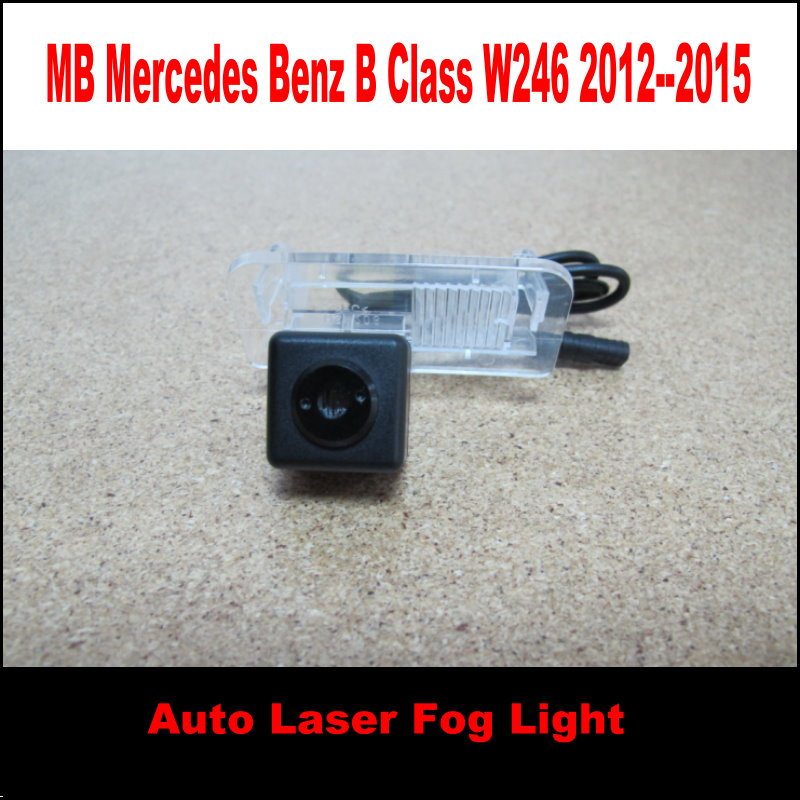 Lights, Auto Laser Light, Rain, Fog, Snow, Dust Haze Weather Safety Lights / For MB Mercedes Benz B Class W246 2012--2015