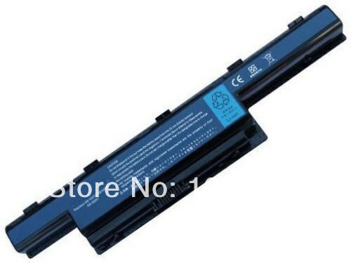 9 CELL 7800 mah Battery EMACHINEs D440 E730 G530 G640-P322G32Mnk G730G-332G32Miks LaptoP