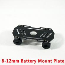 (CFQ)FC glass fiber Battery Holder Mount plate 8mm 10mm 12mm tube tarot 650 Diy Drone kit Fhexacopte Quadcopter Kit