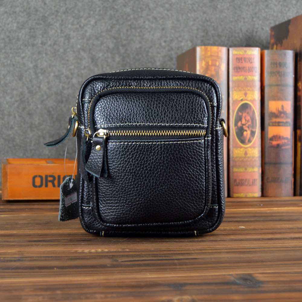 New 2015 Hot Sold Men Shoulder bags,Top Genuine Leather Men Bag,Fashion Men Messenger Bag,Briefcases,Crossbody Bags<br><br>Aliexpress