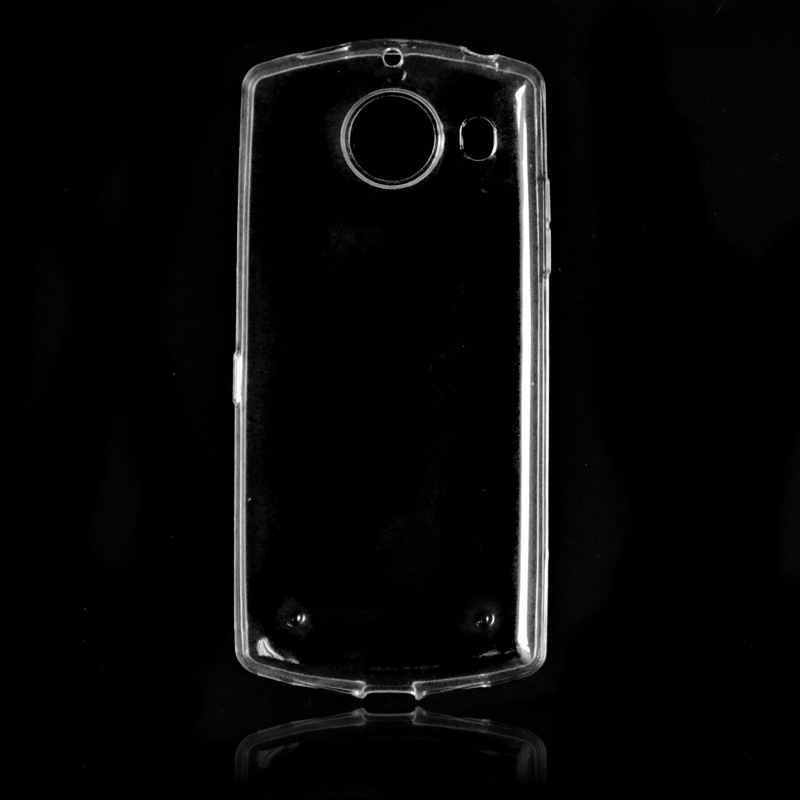 Popular 0 5mm Ultra Thin Transparent Clear Phone House For Meitu 4 V4 Cheap Soft