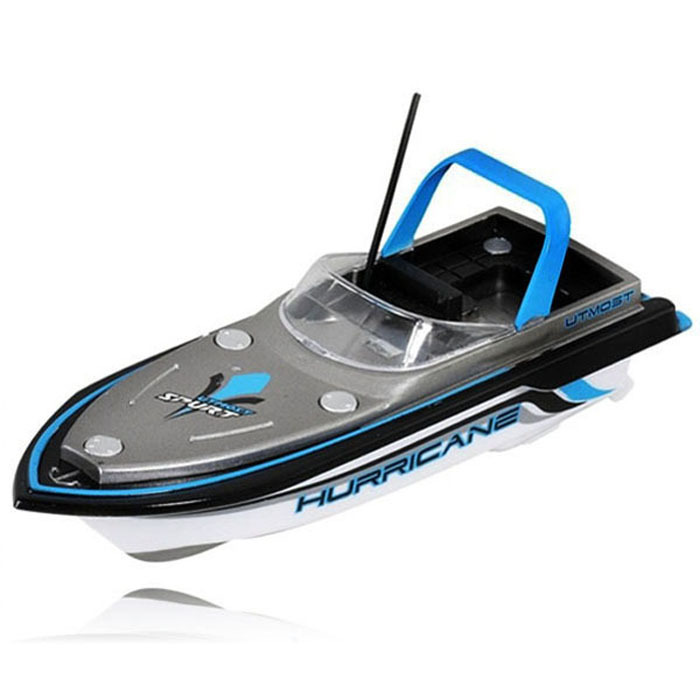 New Blue Green Red Yellow Radio RC Remote Control Super Mini Speed Boat Dual Motor Kids Toy Tonsee(China (Mainland))