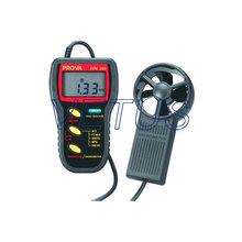 Avm-301 bajo consumo de energía medidor de velocidad de viento