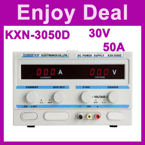 Free shippingKXN-3050D DC power supply / 0-30V, 0-50A meter battery test Automotive equipment maintenance equipment(China (Mainland))