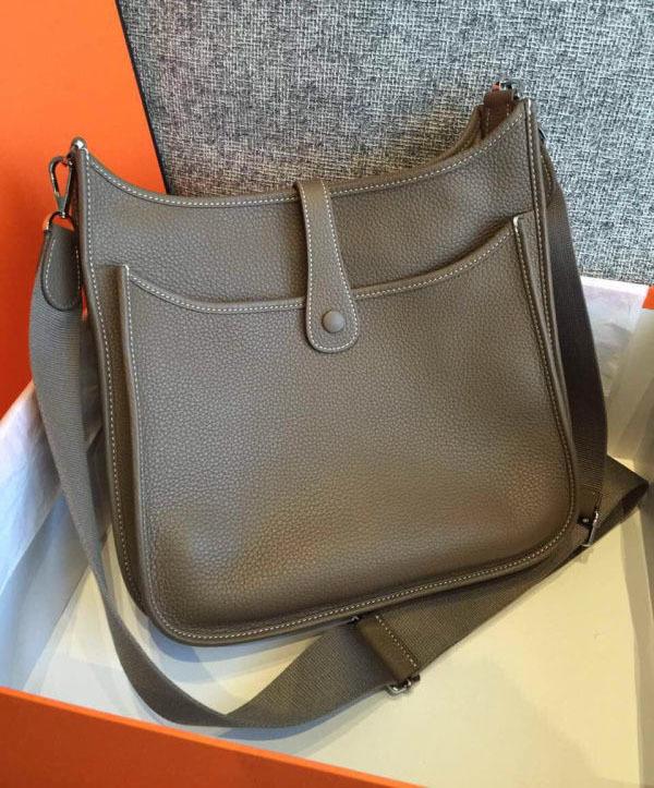 Women Luxury Designer Messenger Bags Clemence Original Leather Handbags Fashion Brand 33CM PM Togo Shoulder Purses Free Shipping<br><br>Aliexpress