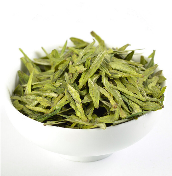2015 Mingqian Xi Hu Longjing Green Tea, Chinese West Lake Longjing Organic, Hangzhou Green Tea Dragon Well(China (Mainland))