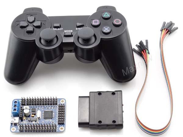 Usb channel servo control module remote wireless