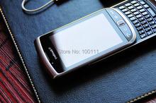 Original Blackberry 9810 Mobile Phone Unlock bluetooth wifi QWERTY Keyboard + 3.2 inch Touch Screen Slider phone, Free Shipping(Hong Kong)