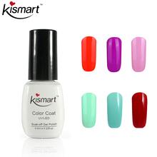 Choose1 Pc Kismart 60 Colors Gel Nail Polish UV Gel Polish Long lasting Soak off LED