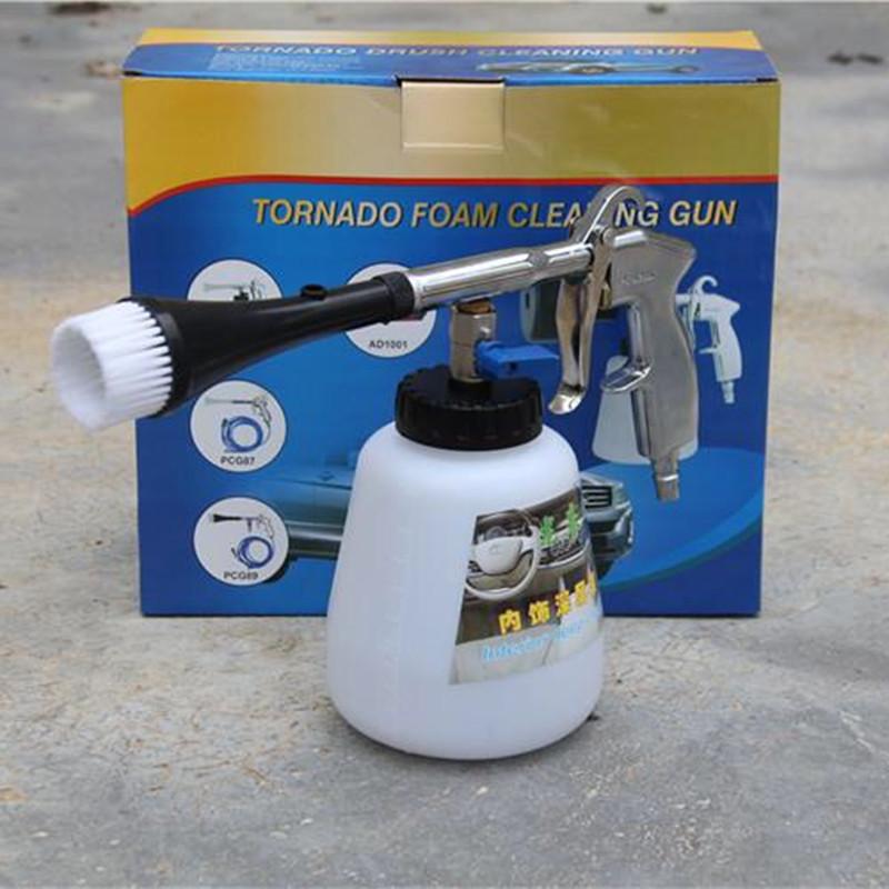 High pressure Tornador cleaning gun , high pressure car washer tornador foam gun,car tornado espuma tool free shipping(China (Mainland))