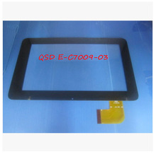 New 7 inch tablet capacitive touch screen QSD E-C7009-03 free shipping