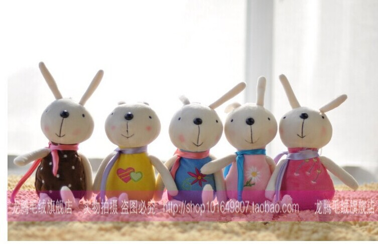 about 30 cm lovely rabbit plush toy rabbit doll wedding gifts baby gift w4695<br><br>Aliexpress
