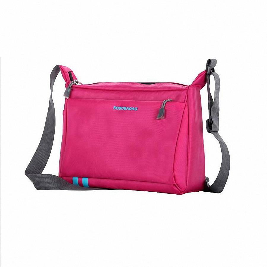 2016 Waterproof Nylon Womens Messenger Bags for Outdoor Sports Clamping Good Quality Shoulder Bags LI-484<br><br>Aliexpress
