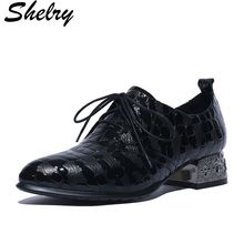 sexy pumps 2016 fashion pointed toe genuine leather women shoes lace up embossed leather high heels cool shoes women single(China (Mainland))