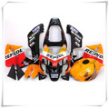 Motorcycle Orange REPSOL Injection Molded Fairing KIT For H O N D A CBR600RR CBR 600RR
