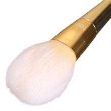 Pro Makeup Brush Face Eye Powder Foundation Eyeliner Blush Cosmetic Brushes Metal Handle DIY Beauty Tools