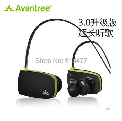 Stereo bass mini binaural headset running sports bluetooth earphones ear neckband waterproof 4 0 - Earphones and Headphones store
