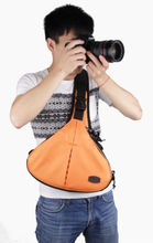Buy Waterproof Triangle SS16-1 DSLR SLR Camera Case Bag Nikon CANON SONY FUJI PENTAX OLYMPUS LEICA Orange for $28.49 in AliExpress store