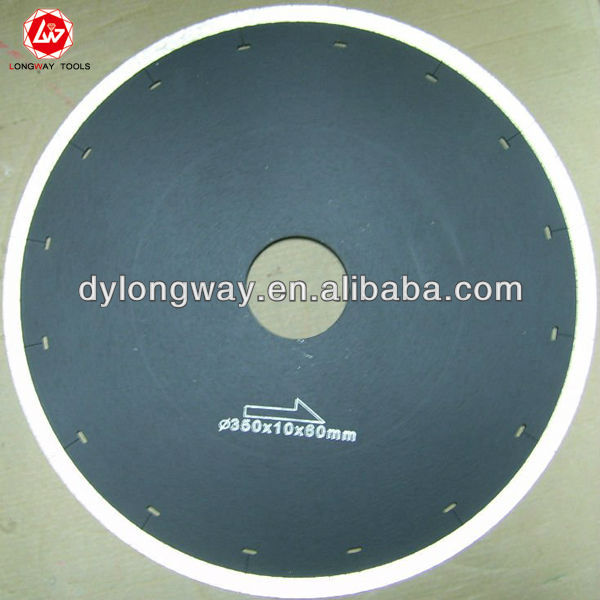 FREE SHIPPING 350mm 14 porcelain tile cutting disc diamond cutting disc for ceramic tiles tile cutting saw blade. WET CUTTING<br><br>Aliexpress