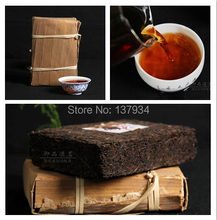 1970 Year old ripe Puerh Tea,500g ripe Puer,the earliest zhong cha,famous,agilawood tambac,smooth,ancient tree,Free Shipping