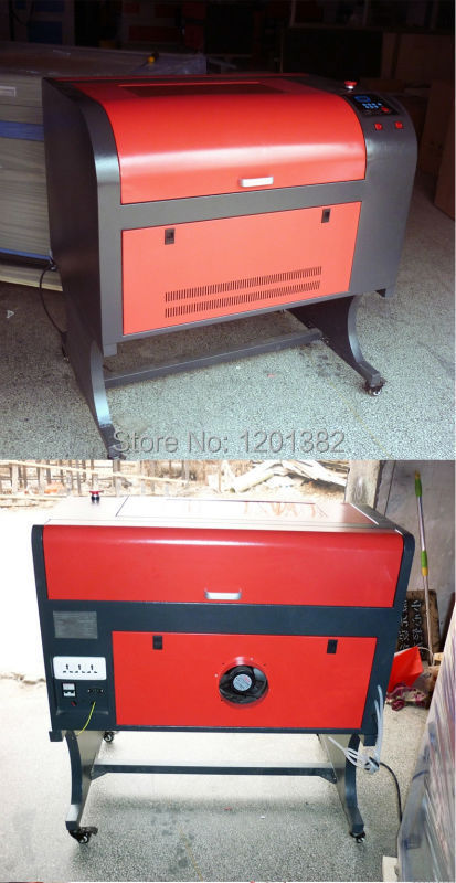 Laser Engraver Engraving Machine Laser Cutting Printer Marking Machine Working Size 600*400mm(China (Mainland))