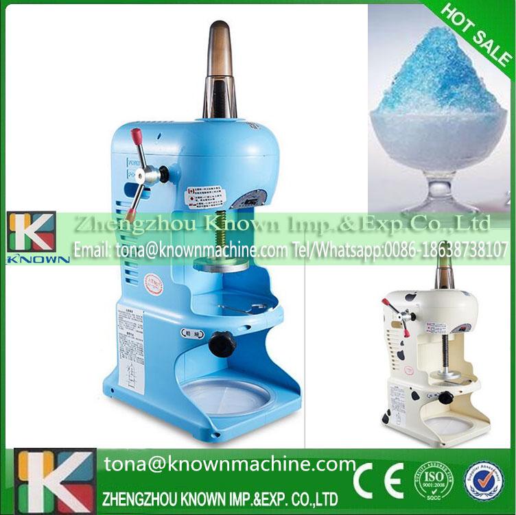 220V Commercial multifunction Ice Crusher Shaver ;Snow Cone Machine professional ice slush maker(China (Mainland))