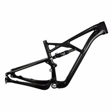 ORGE carbon 29er rear suspension MTB frame Frame+Shock mountain bike frame mtb carbon frame(China (Mainland))