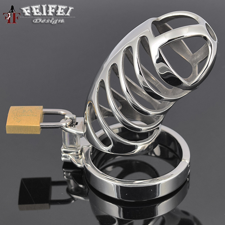 948 male chastity cage stainless steel metal penis lock Dog slaves interest with nature supplies a undertakes<br><br>Aliexpress