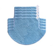 Nouveau 5 pcs/lot En Tissu Vadrouille Pour Chuwi ilife V7S Aspirateur Vadrouille Livraison Post(China (Mainland))
