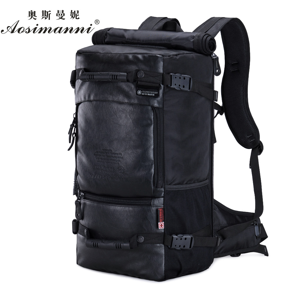 Big Travel Backpack - Crazy Backpacks