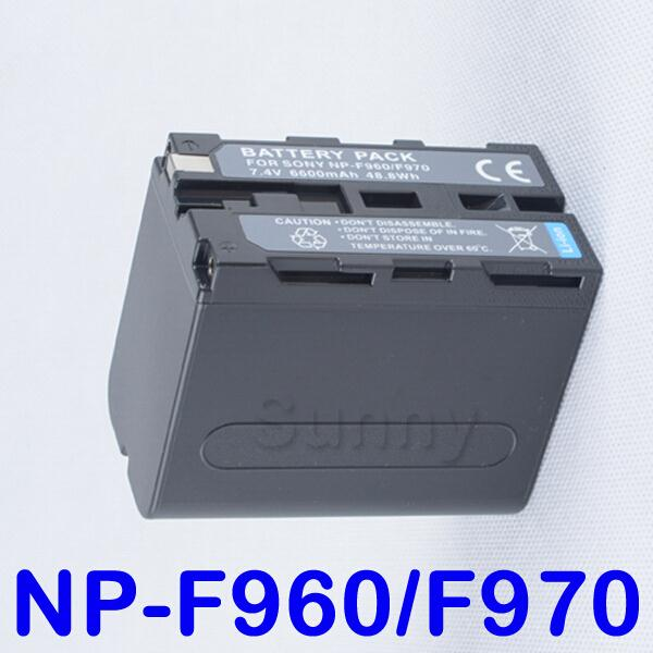 Rechargeable Li-ion Battery for Sony  NP-F970,  NPF970,  NP F970  InfoLithium L Series Camcorder<br><br>Aliexpress