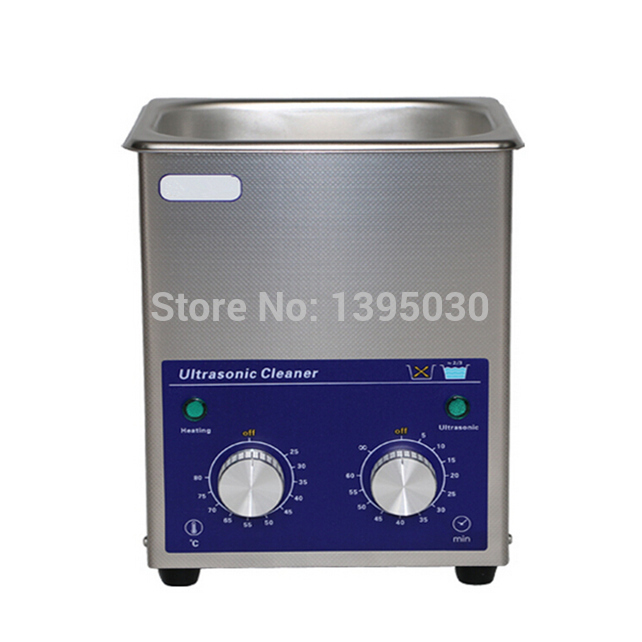 Free Shipping By DHL 1PC 1.3L AC110/220V Stainless Steel Digital PCB Mechanical Jewelry Ultrasonic Cleaner With Basket<br><br>Aliexpress