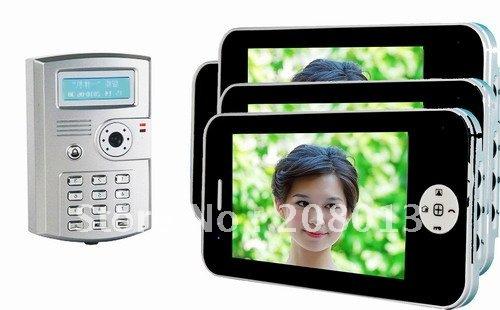 Видеодомофон JL Topselling 7 1 4 JL90+200*2B