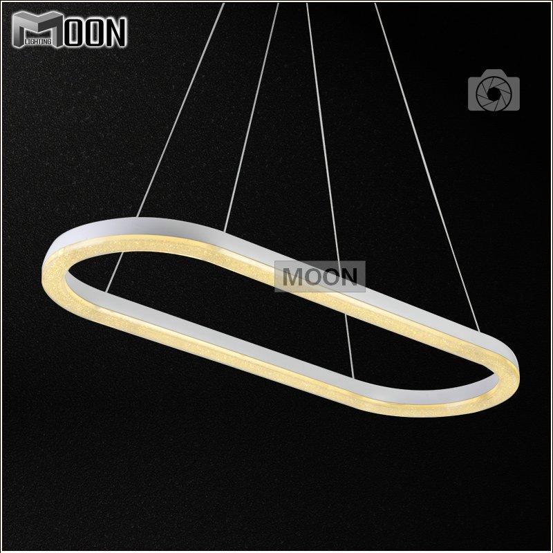 2015 hot sale lighting oval shape led crystal pendant. Black Bedroom Furniture Sets. Home Design Ideas