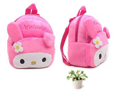 Cute Cartoon Animal Rabbit Child Kids Toddler Boy Girl Mini Schoolbag Preschool Nursery Backpack