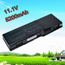 5200mAh  battery for DELL Inspiron E1505 6400 1501 Latitude 131L Vostro 1000 451-10339 451-10424 GD761 JN149 KD476 PD942 PD945