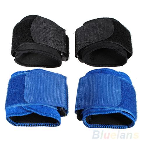 Adjustable Sport Wristband Wrist Brace Wrap Bandage Support Band Gym Strap Safety 03BN(China (Mainland))
