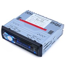 1563U FM Car Radio 12V Auto Audio Stereo Support SD MP3 Player AUX USB DVD VCD CD Player(China (Mainland))