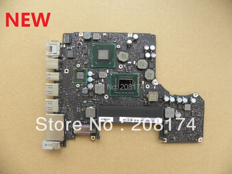 98% NEW 661-6158 Motherboard for Macbook Pro Late 2011 i5 2.4Ghz Laptop A1278 Md313(China (Mainland))