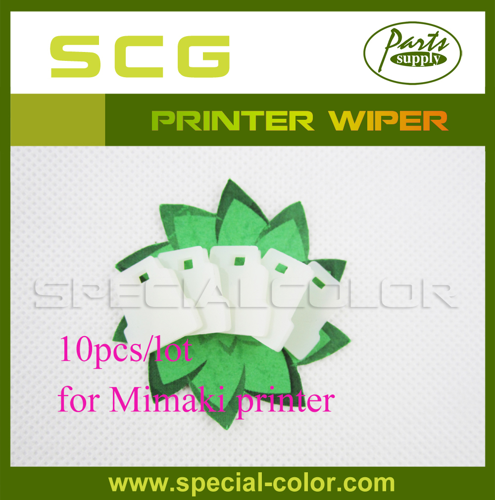 DX2/Dx4 printhead cleaning wipper Printer Wiper for mimaki printer(compatible)(China (Mainland))