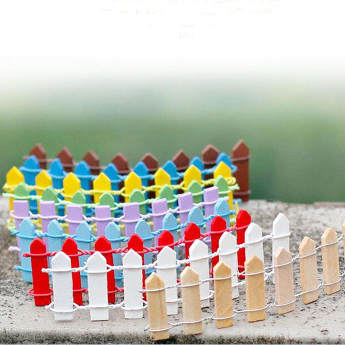 Popular fence color buy cheap fence color lots from china for Vallas decorativas