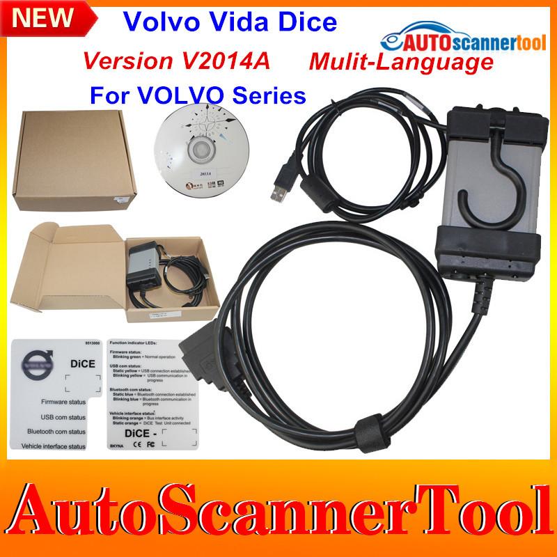 Оборудование для диагностики авто и мото AutoScannerTool VOLVO VIDAA VOLVO оборудование для окраски авто цены