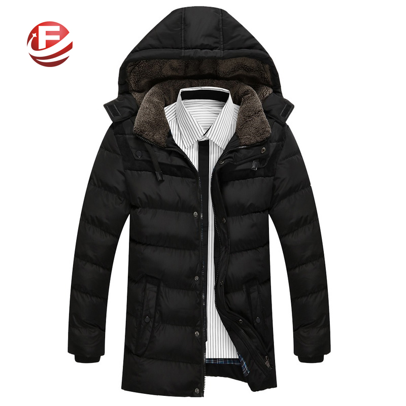 Top Quality Fashion Men Jackets Fur Collar Young Man Casual Parkas Size L-3XL Korean Style Man Loose Coats Hooded Autumn JacketsОдежда и ак�е��уары<br><br><br>Aliexpress