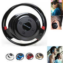 Mini 503 Bluetooth headphones CSR Chip BT 4.0 Neckband wireless MINI sport Running Headset With MIC
