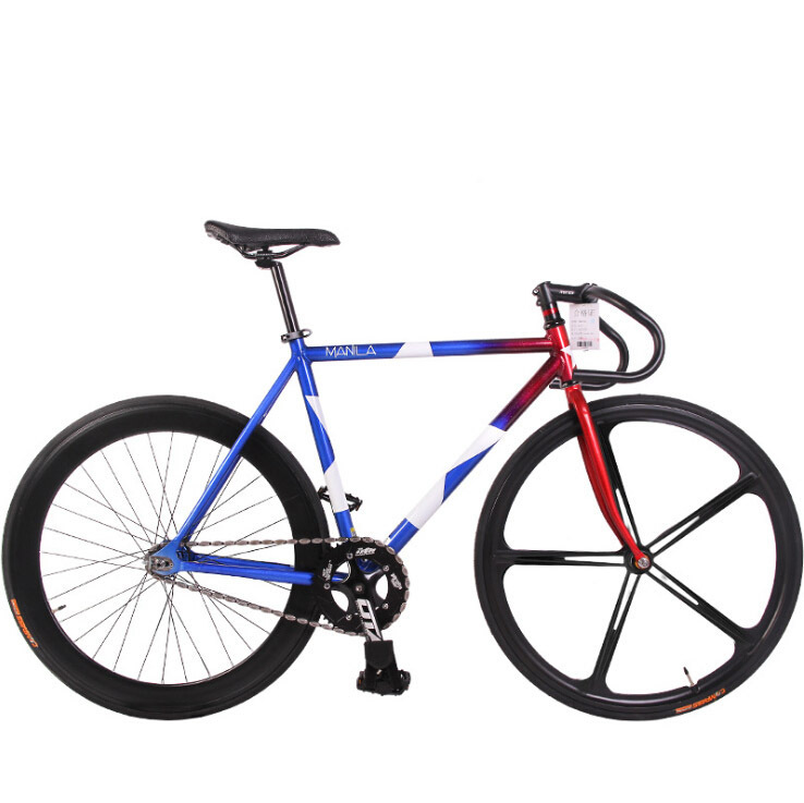 New Popular 24inch Fixed Gear Bike Road Bicycle Aluminum Alloy Frame Complete Bike Fashion Bicycle700CC*23C(China (Mainland))