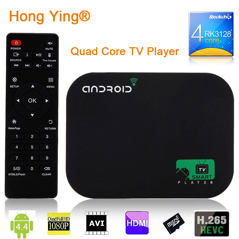 Free sh ipping 4GB Dual Core Android Smart TV BOX 1080P Media Player XBMC YOUTUB Google WIFI HDD player + Remote Control<br><br>Aliexpress