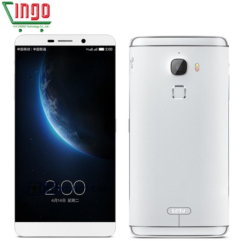 Original Letv MAX X900 Le1 max 4G LTE Mobile Phone 6 33 2560 1440 Octa Core