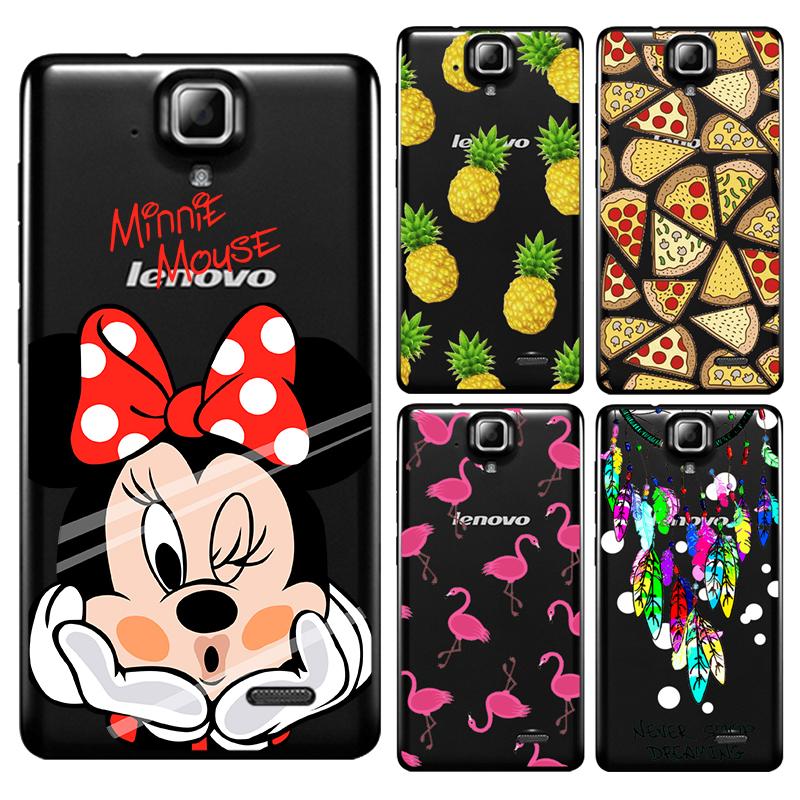 Soft TPU Silicone Cover Phone Cases Coque Lenovo A1000 A2010 A5000 A6000 A6010 Plus A536 vibe k5 K3 K30 Case Fundas